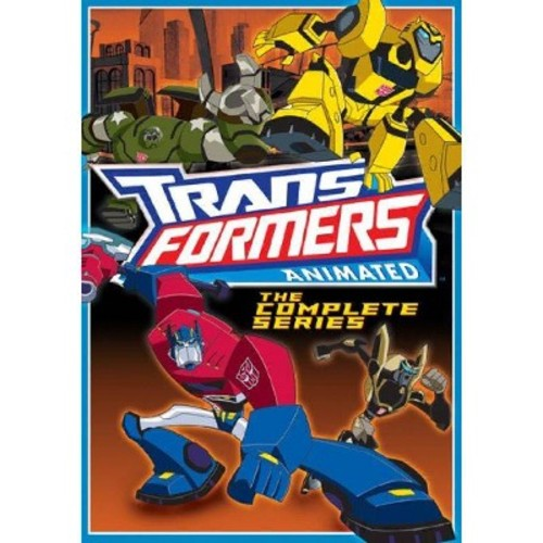 Transformers:Complete series (DVD)