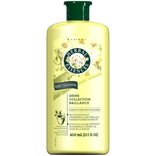 Herbal Essences Conditioner, Shine Collection Brilliance, 13.5 fl oz (400 ml)
