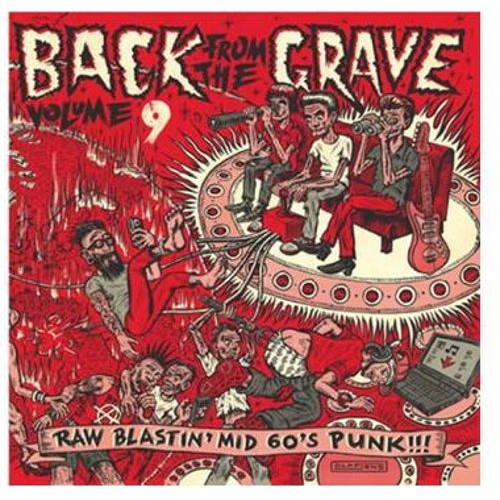 Back from the Grave, Vol. 9 [LP] - VINYL