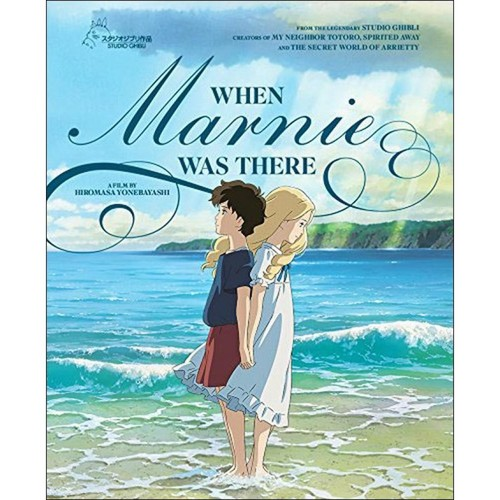 When Marnie Was There [DVD] [2014]