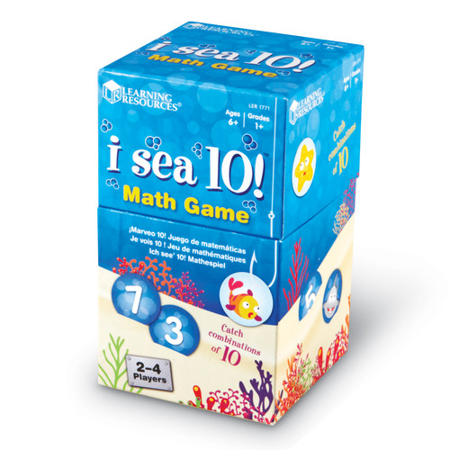 Learning Resources i Sea 10! Math Game