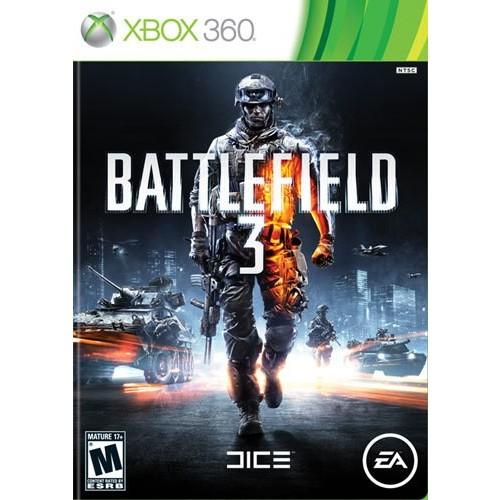 Battlefield 3 Regular Edition - Xbox 360