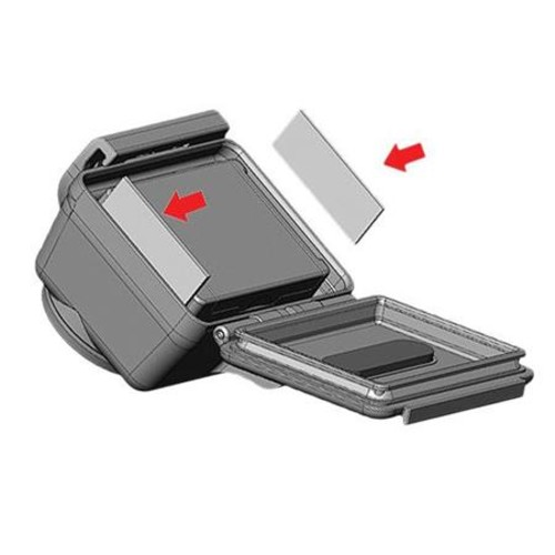 Sincecam Anti-Fog Insert for SC128Pro Action Cam Waterproof Case, 12 Pieces