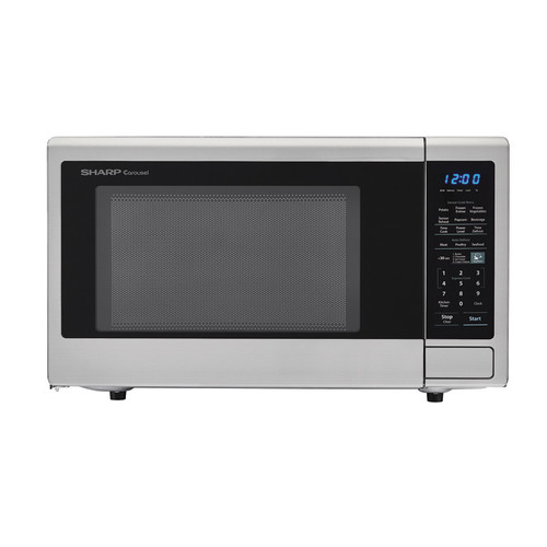 Sharp 1.8 Cu. Ft. Countertop Microwave - Stainless Steel