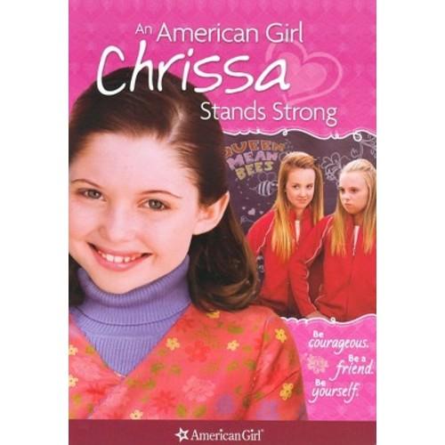 An American Girl: Chrissa Stands Strong (dvd_video)