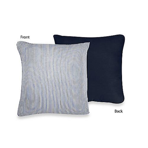 Sweet Jojo Designs Come Sail Away Decorative Throw Pillow