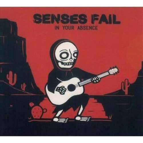 Senses Fail - In Your Absence (CD)