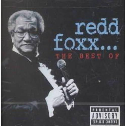 Redd foxx - Best of redd foxx [Explicit Lyrics] (CD)
