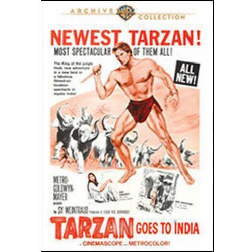 Tarzan Goes To India (1962): Jock Mahoney, Jai, Leo Gordon, John Guillermin, Sy Weintraub: Movies & TV