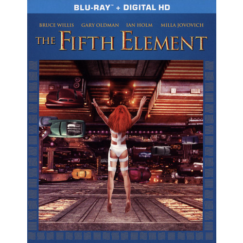 The Fifth Element [UltraViolet] [Includes Digital Copy] [Blu-ray] [1997]