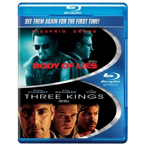 Body of Lies/Three Kings [2 Discs] [Blu-ray]