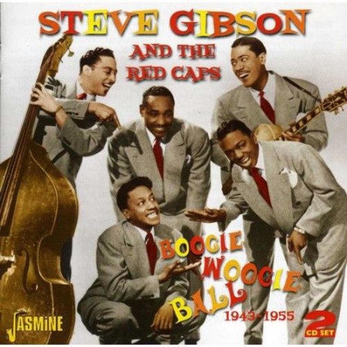Boogie Woogie Ball 1943-1955 [CD]