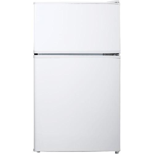 Midea 3.4 cu. ft. Mini Refrigerator in White