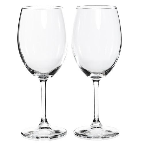 Bormioli Rocco Momenti Red Wine Glasses - 18.25 fl.oz., Set of 2