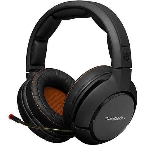 SteelSeries H Wireless Gaming Headset with Dolby 7.1 Surround Sound for PC/Mac PS3/4 Xbox 360 and Apple TV [H Wireless]