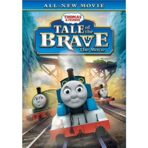 Thomas & Friends: Tale of the Brave - The Movie (dvd_video)