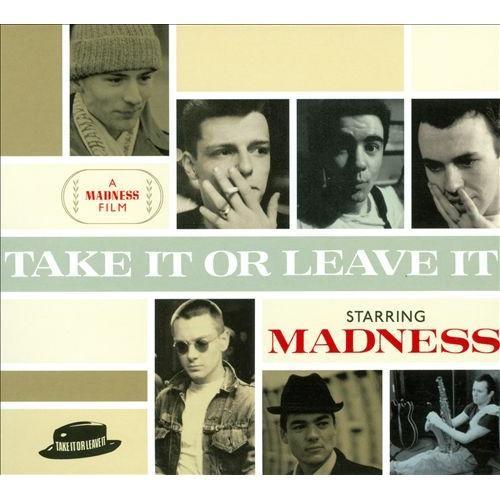 Take It or Leave It [CD & DVD]