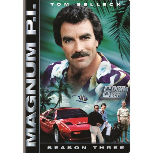 Magnum P.I.: Season Three [6 Discs] [DVD]