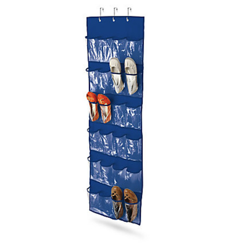 Honey-Can-Do Over-The-Door 24-Pocket Closet Organizer, 57