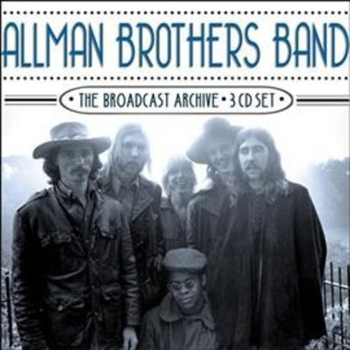 Allman Brothers Band - Broadcast Archive (CD)