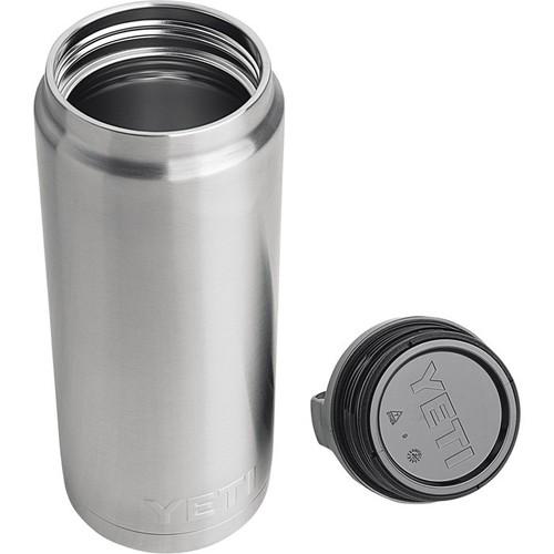Yeti Stainless Steel Rambler Beverage Cooler  26-Oz. Capacity