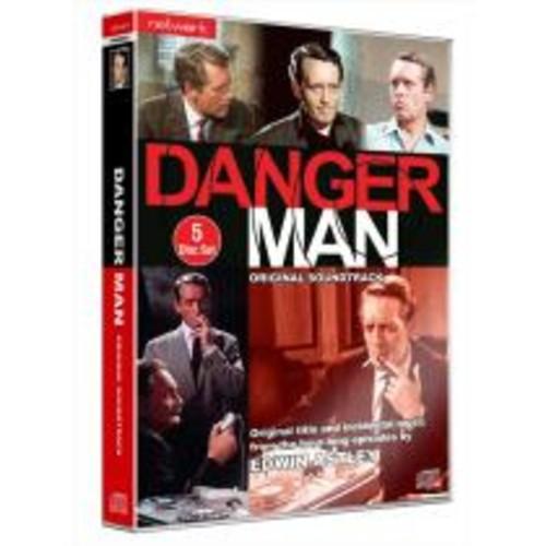 Danger Man [Original Soundtrack] [CD]