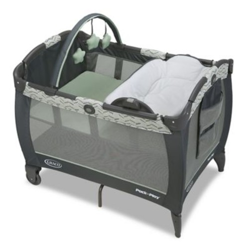 Graco Pack 'n Play Playard with Reversible Napper and Changer LX in Landry