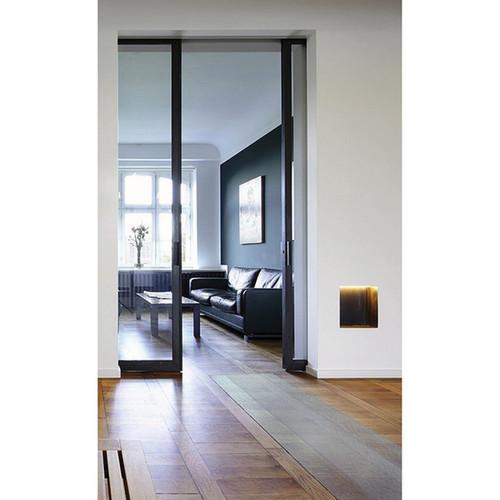 Floortex Long & Strong Hallway Runner | for Hard Floors | Clear PVC Floor Protector Roll Mat | Size 36