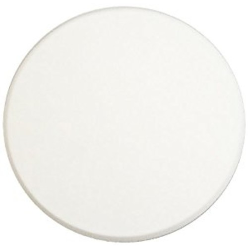 Prime-Line U 9271 Wall Protector, 5 in., Smooth Surface, Rigid Vinyl, White, Self-Adhesive [White, 5 Inch Smooth]