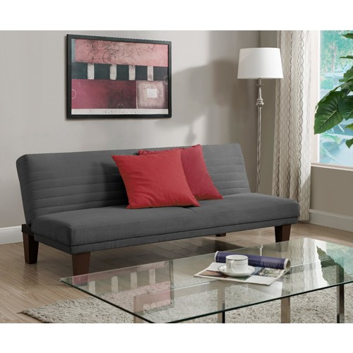 Dillan Gray Sleeper Convertible Futon