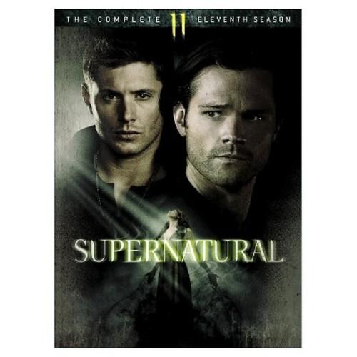 Supernatural: The Complete Eleventh Season [DVD]