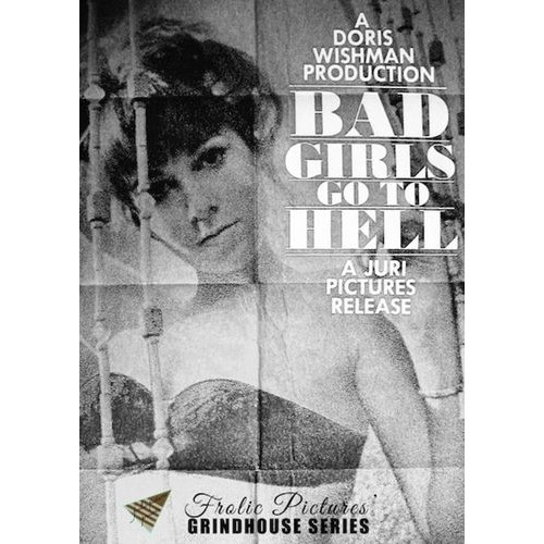 Bad Girls Go to Hell [DVD] [1965]