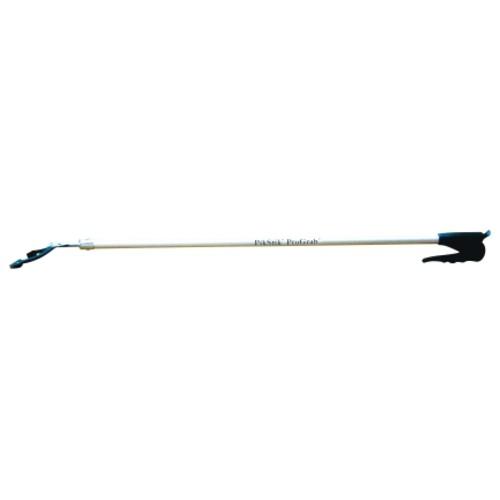 PikStik ProGrab Magnetic Pick-Up Tool 36 in. L 5 lb. Aluminum Gray(G361)