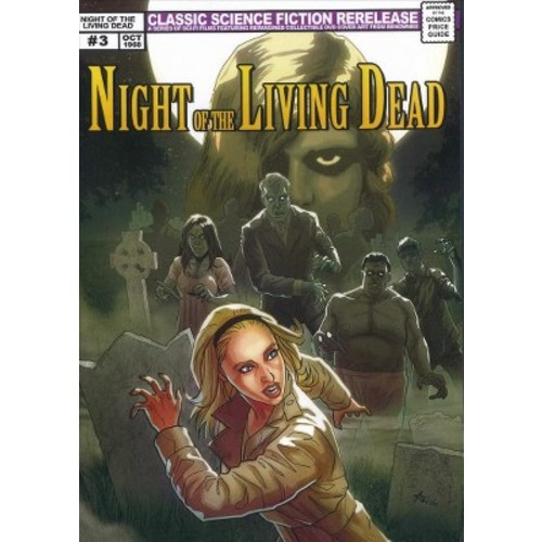 Night Of The Living Dead:Comic Book C (DVD)