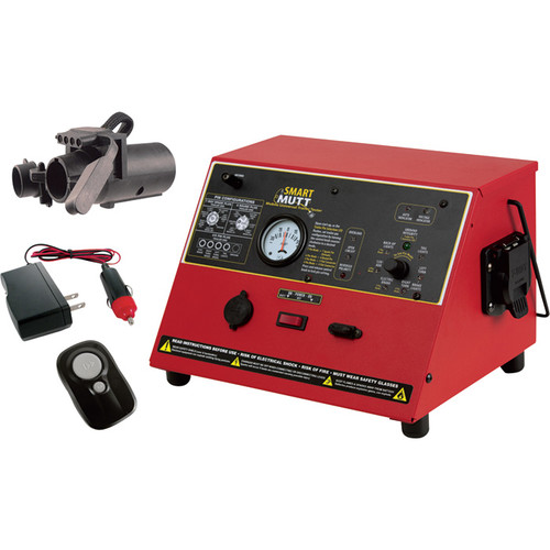 IPA Smart Mutt Mobile Universal Trailer Light Tester with Remote  Digital,