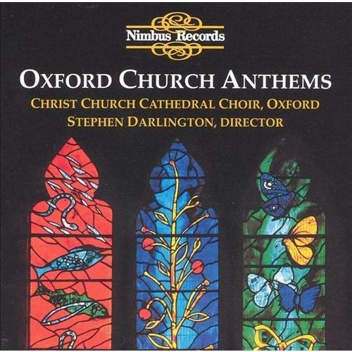 Oxford Church Anthems [CD]