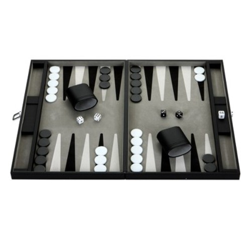 Hathaway Premium Backgammon Game Set