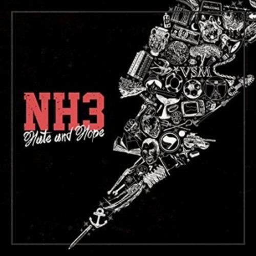 Nh3 - Hate And Hope (Vinyl)