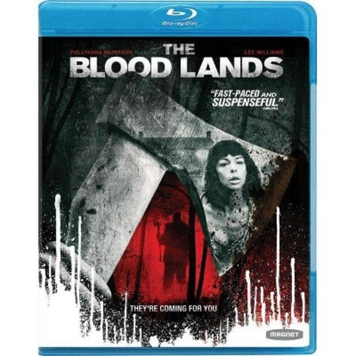 The Blood Lands (Blu-ray Disc)