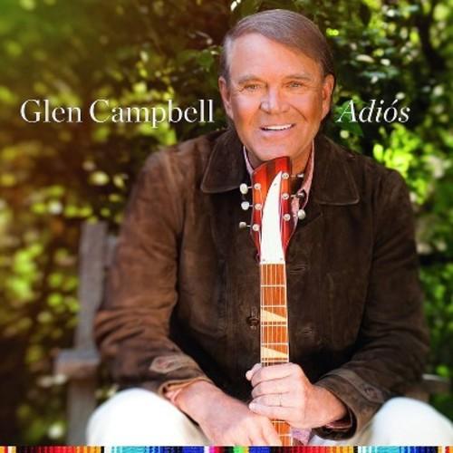 Glen Campbell - Adios [Audio CD]