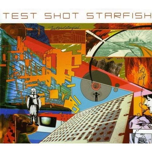 Test Shot Starfish [CD]