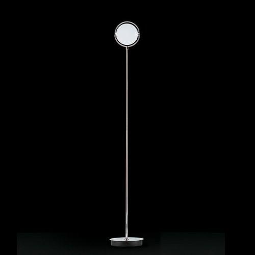 Nobi Floor Lamp [Finish : Chrome; Reflector : No]