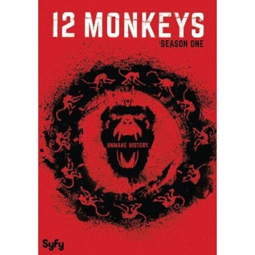 12 Monkeys: Season One [3 Discs] [DVD]