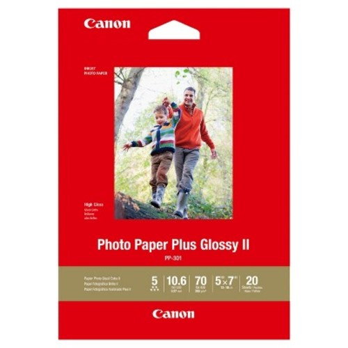 Canon PP-301 Glossy Photo Paper (5x7
