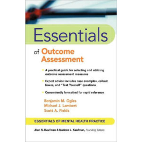 Essentials of Outcome Assessment / Edition 1