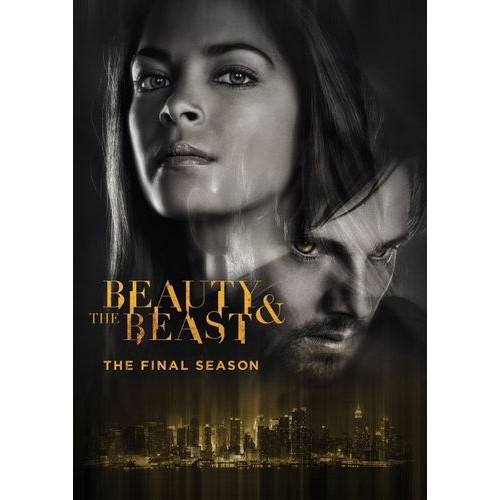 Beauty and the Beast: The Final Season [4 Discs] [DVD]