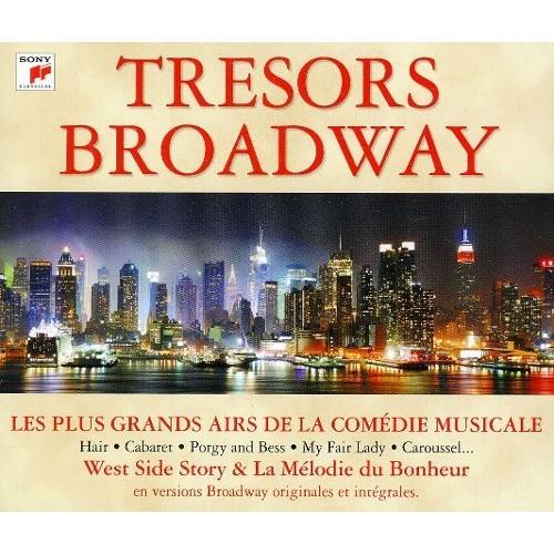 Tresors de Broadway [CD]