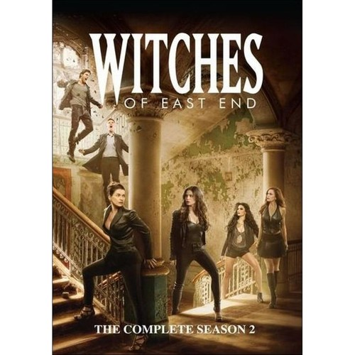 The Witches of East End: The Complete Season 2 [3 Discs] [DVD]