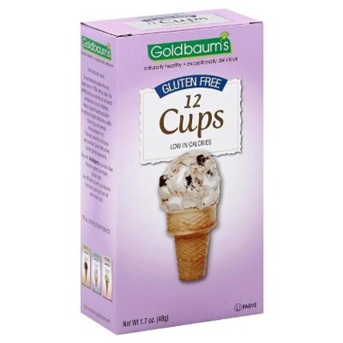 Goldbaum's Gluten Free Cup Cones - 1.7 oz