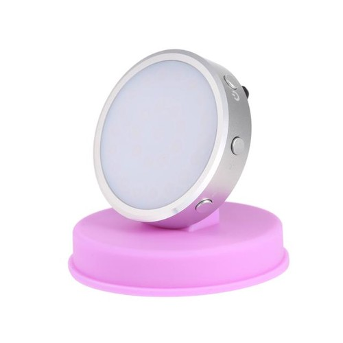 YongNuo YN06 Universal Mini Smart Phone Selfie LED Flash Light For iPhone 6S 6S Plus (Silver)
